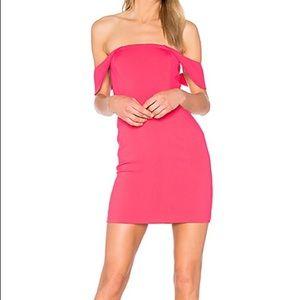 Jay Godfrey hot pink size 4 mini dress. Adorable